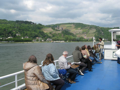 Cruise on the Rhine River